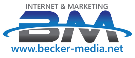 Becker-Media - Ihre Full Service Agentur